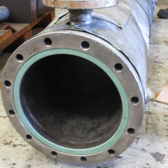 ULTRASONIC AND CHEMICAL CLEANING